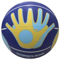Baden SkilCoach Official Shooter's Rubber Basketball, 27.5-