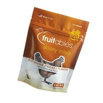 Fruitables Skinny Minis Soft & Chewy Dog Treats 5 oz.