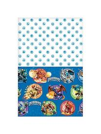 "Skylanders Plastic Table Cover 54"" x 96"" Birthday Party"
