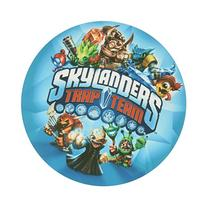 Skylanders Trap Team Edible Icing Image Cake Decoration