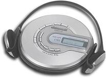 Panasonic SL-CT582V Portable CD Player with MP3 Playback