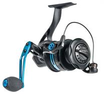 Quantum SL50PTS Smoke PTI Inshore Spinning Reel with 36-
