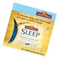 Nature Made Sleep Natural Sleep Aid - 60 Liquid Softgels