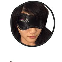 Elusive Dreams ® Comfortable Sleep Mask With Free Earplugs