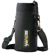 JugLug Sleeve / Pouch for Hydro Flask 32 oz. Bottles - Black
