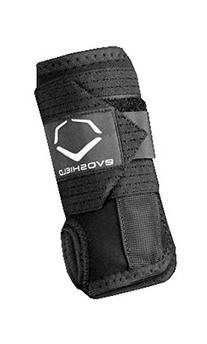 EvoShield A154 Sliding Wrist with Metal Insert, Black, Small
