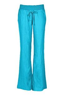 Beachcoco Women's Comfortable Slim Fit Flared Linen Pants