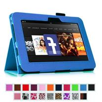 "Fintie Folio Case for Kindle Fire HD 7""  - Slim Fit Leather"