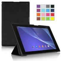 IVSO Slim Smart Cover Case for Sony Xperia Z2 Tablet with