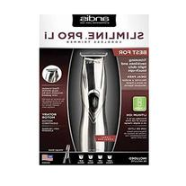 Andis Slimline Pro Li T-blade Trimmer