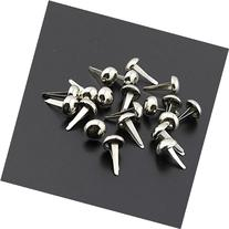100pcs 8mmx16mm Sliver Color Brad Antique Drawing Pin