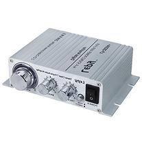 Lepy LP-2024A+ Digital 2 x 20W Hi-Fi Audio Mini Amplifier