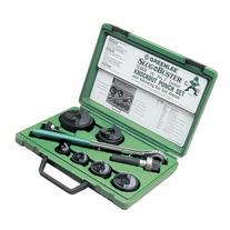 """Greenlee Slug Buster Manual Knockout Punch Set 1/2"""" to 2"""""""