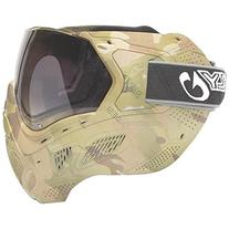 Sly Profit Full Camo Paintball Mask - V-Cam