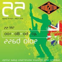 Rotosound SM55 Linea Pressure Wound Bass Guitar Strings