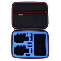 SmaCase G260sw Carrying Case for Gopro Hero 5,4, 3+, 3, 2,1