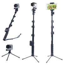 Smatree SmaPole Y2 Telescoping Pole with Tripod Stand for