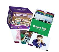Educational Insights Smart Talk- Animals & People Card Set #
