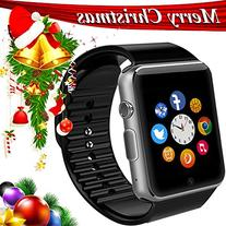 StarryBay SW-08-1 Sweatproof Smart Watch Phone for iPhone 5s