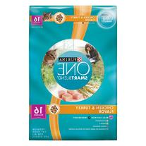 Purina One® Smartblend® Adult Cat Food size: 16 Lb