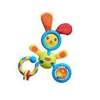 Tiny Love Smarts Rattle Toy, Bunny Trio
