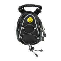CMC Golf Smiley Face Mini Day Pack, Black