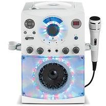 Singing Machine SML-385W Top Loading CDG Karaoke System