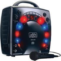 THE SINGING MACHINE SML283BK Portable Karaoke Systems