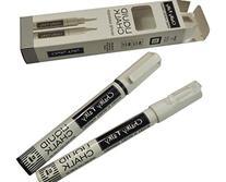 Chalky Talky Wet Wipe Liquid Chalk Markers - 2 Pen Bundle -
