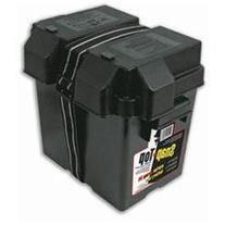 Noco Company 6 Volt Snap Top Battery Box HM306BK
