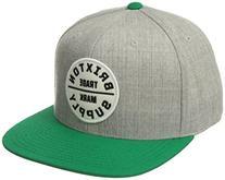 Men's Brixton 'Rival' Snapback Cap - Green