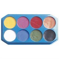 Snazaroo 8x18ml Palette Kit