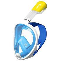 Snorkeling Mask Surface Snorkel Scuba Set For Adult