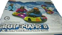 Wham-O Snow Boogie 8 Shape Tube
