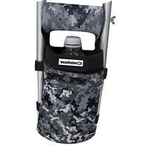 Crutcheze Digital Snow Camo Crutch Bag, Pouch, Pocket, Tote