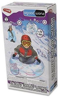 "1 pack of 37"" WHAM-O SNOW GLOBE TUBE BOOGIE"