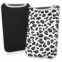 BoxWave Snow Leopard Plush Kindle SlipSuit