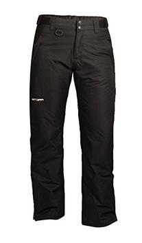 Arctix Women's Insulated Snow Pant, Black, Large/Regular