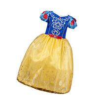 Girls Princess Sofia Dress Cinderella Costume Bling Ball