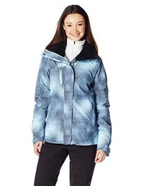 Roxy SNOW Junior's Wilder 2L Gore-Tex Printed Snow Jacket,