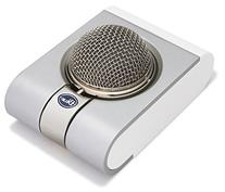 Blue Instrument Condenser Microphone
