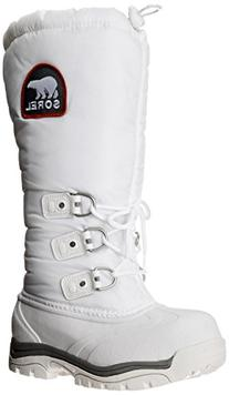 Sorel Women's Snowlion Xt Boots - White / Red Quartz