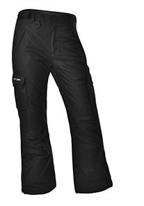 Arctix Women's Snowsports Cargo Pants, Black, X-Small