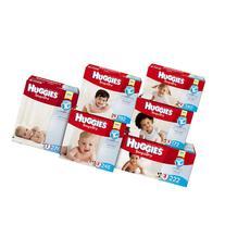 HUGGIES Snug and Dry Diapers, Economy Plus Pack