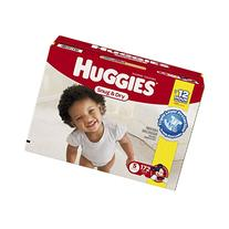 Huggies Snug and Dry Diapers, Size 5, Economy Plus Pack, 172
