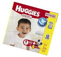 HUGGIES Snug & Dry Diapers, Big Pack