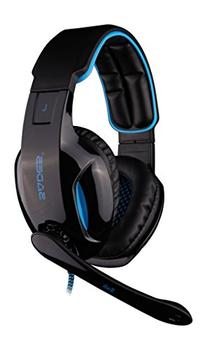 Sades Snuk Wired Gaming Headset with 7.1 Surround Stereo