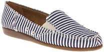 Aerosoles Women's SO Soft Slip-On,Blue/White Combo,8.5 M US