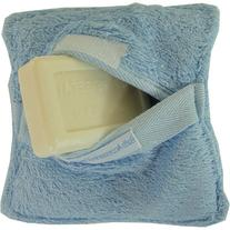 Soaping Sponge Squares to Use with your Favorite Soap, Blue
