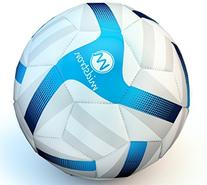 Size 5 Soccer Ball - Providing Competition Quality Feel